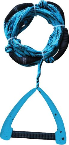 HYPERLITE 2020 25ft PRO SURF ROPE WITH HANDLE