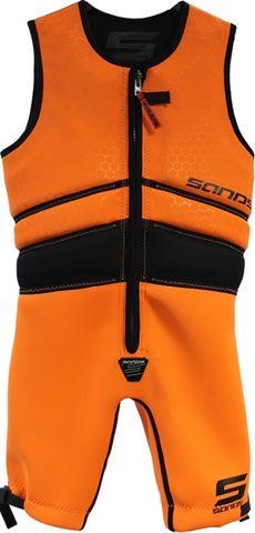 SANDS 2015 Titan Barefoot Buoyancy Wetsuit