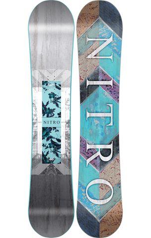 NITRO 2022 Fate Ladies Snowboard
