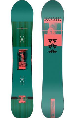 ROME 2022 Muse Ladies Snowboard