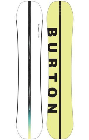 BURTON 2022 Custom Snowboard