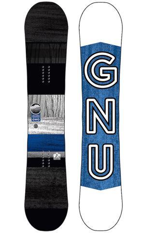 GNU 2022 Gwo Snowboard