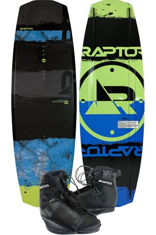 RAPTOR 2022 Severance Wakeboard with Freeride Boots