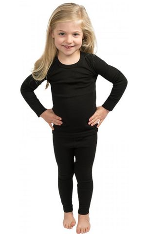 360 DEGREES 2021 Polypro Junior Kids Thermal Bottoms