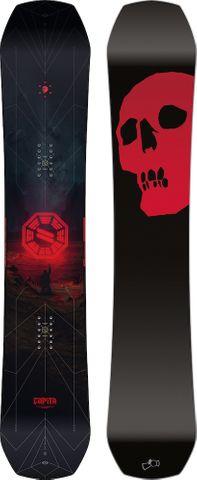 CAPITA 2020 The Black Snowboard Of Death Snowboard