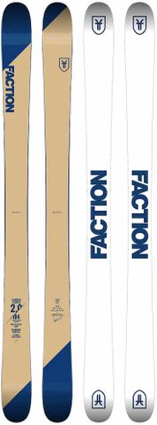 FACTION 2019 CANDIDE THOVEX 2.0 SNOW SKIS