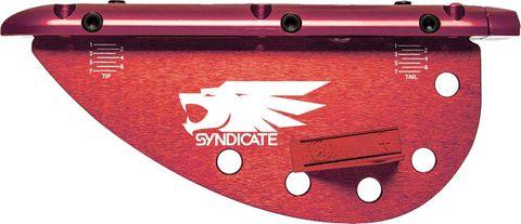 HO Syndicate Adjustable Slalom Ski Fin (with foil)