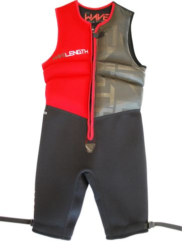 WAVELENGTH 2016 Footer Buoyancy Wetsuit
