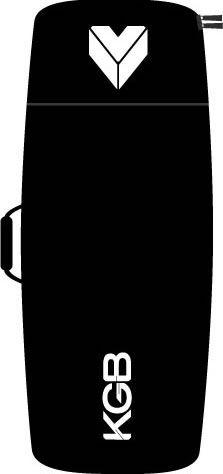 KGB 2016 Wakeskate Bag