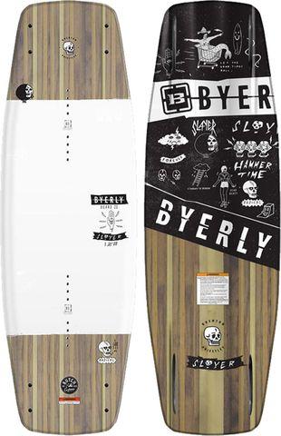 BYERLY 2018 Slayer Wakeboard