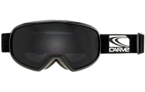 CARVE Shoots Snow Goggles