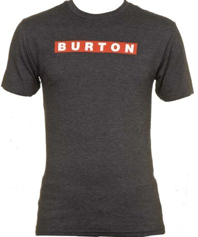 BURTON 2015 Skidder Recycled Slim Fit T-Shirt