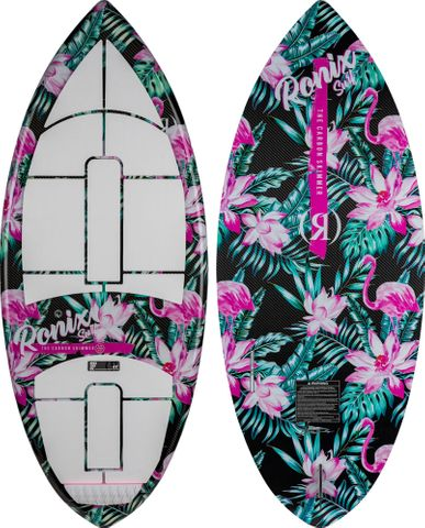 RONIX 2020 Ladies Carbon Air Core 3 The Skimmer Wakesurfer