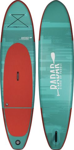 RADAR 2020 Zephyr Inflatable Stand Up Paddle Board