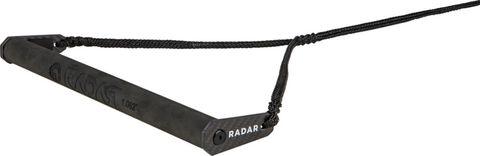 RADAR 2022 Vapor Barlock Carbon 13 inch Slalom Ski Handle