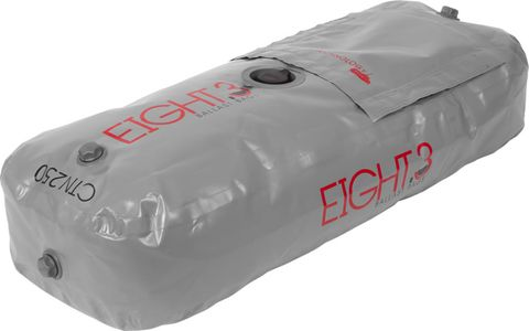 EIGHT.3 2020 Telescope Locker Seat Ballast Bag