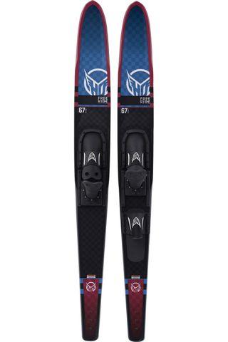 HO 2020 Freeride Combo Skis with Horseshoe & RTS