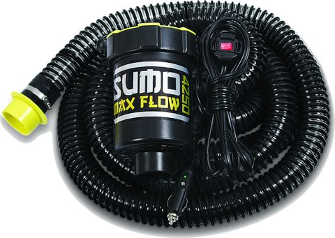 STRAIGHTLINE 2021 Sumo Max Flow Ballast Bag Pump