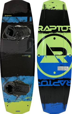RAPTOR 2021 Severance Wakeboard with Freeride Boots