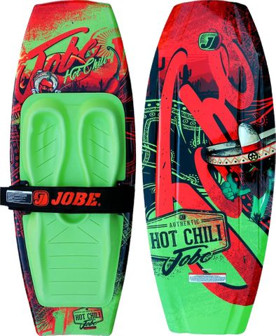 JOBE 2020 Hot Chilli Kneeboard