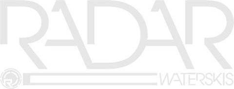 RADAR 2015 RD 60cm Die-Cut Sticker