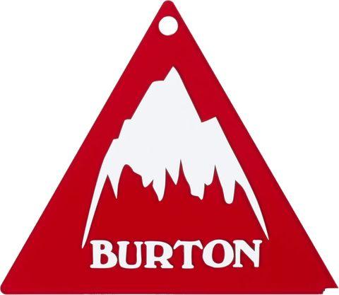 BURTON Tri-Scraper