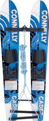 CONNELLY 2020 Cadet Junior Trainer Combo Skis with Bar & Rope