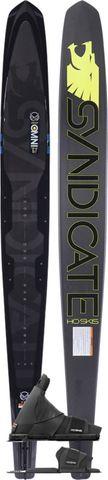 HO 2021 Syndicate Omni Slalom Ski with Animal Boot & RTP