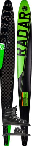 RADAR 2020 Senate Pro Build Slalom Ski with Vector BOA Boot & ARTP BOA