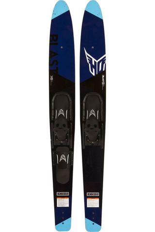 HO 2018 Blast Combo Skis with Horseshoe Bindings