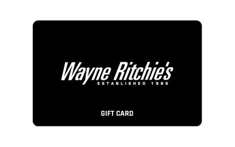 WAYNE RITCHIES Gift Voucher