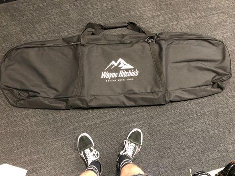 WAYNE RITCHIES 2019 WRSE Snowboard Bag