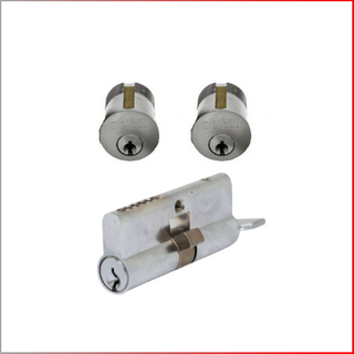 SECURITY EDGE CYLINDERS