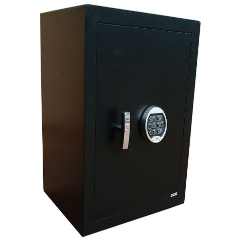 SECURITY SAFE 550X450X350MM 65KG NL LOCK