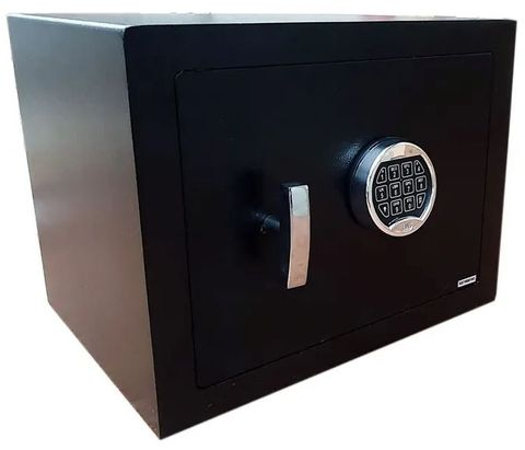 SECURITY SAFE 222X352X300MM 25KG NL LOCK
