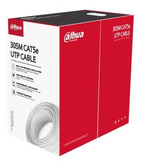 DAHUA CAT-5E CABLE ON REEL 305 METERS