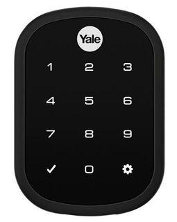 YALE ASSURE LOCK SL MATT BLACK