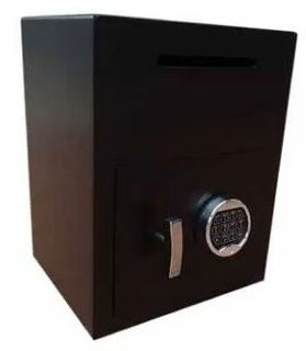 DEPOSIT SAFE POSTING SLOT 450X320X300MM 32KG 4MMBODY6MM DOOR