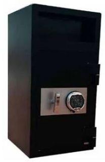 DEPOSIT SAFE BUCKET 690X360X360MM 68KG 4MMBODY 12MM DOOR