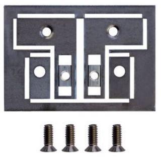 ELECTRIC STRIKE FIXING TAB ADJ/OFFSET