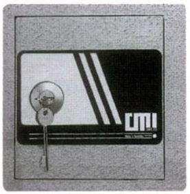 WALL SAFE 230X230X152 12KG ROSS KEYLOCK