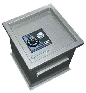 COLLECTOR FLOOR SAFE TDR 500X480X480 65K