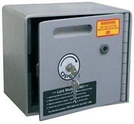 ANTI-HOLD UP SAFES 225X280X200 18KG