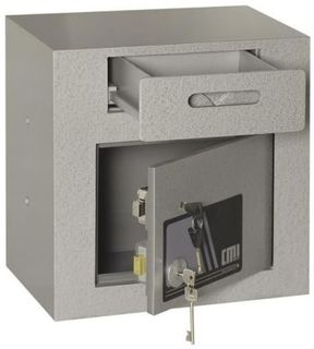 390X388X235MM CASH MANAGEMENT SAFE 67KG