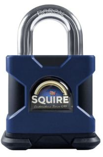 STRONGHOLD 50MM PADLOCK OPEN SHACKLE