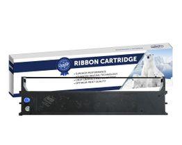 Black Nylon Printer Ribbon