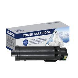 Black High Yield Laser Cartrid