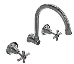 Wall Sink Set