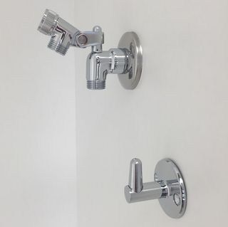 Shower Mount Pin & Swivel Set
