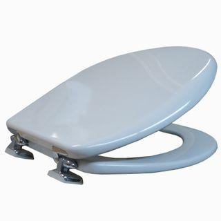Durolux White Toilet Seat